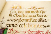 Christmas Missal of Alexander VI, Vatican City, Biblioteca Apostolica Vaticana, Borg. lat. 425 − Photo 14