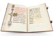 Christmas Missal of Alexander VI, Vatican City, Biblioteca Apostolica Vaticana, Borg. lat. 425 − Photo 16