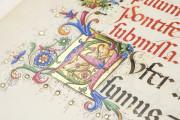 Christmas Missal of Alexander VI, Vatican City, Biblioteca Apostolica Vaticana, Borg. lat. 425 − Photo 19