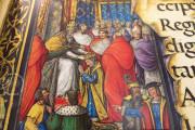 The Crowning Ceremonial of Emperor Charles V, Vatican City, Biblioteca Apostolica Vaticana, Borg. lat. 420 − Photo 3