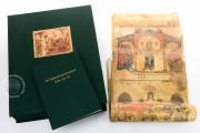 Barberini Exultet Roll, Vatican City, Biblioteca Apostolica Vaticana, Barb. lat. 592 − Photo 2