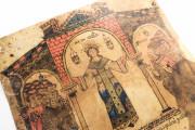 Barberini Exultet Roll, Vatican City, Biblioteca Apostolica Vaticana, Barb. lat. 592 − Photo 3