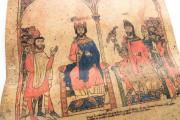 Barberini Exultet Roll, Vatican City, Biblioteca Apostolica Vaticana, Barb. lat. 592 − Photo 4