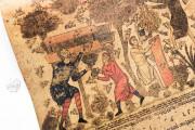 Barberini Exultet Roll, Vatican City, Biblioteca Apostolica Vaticana, Barb. lat. 592 − Photo 6
