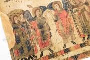 Barberini Exultet Roll, Vatican City, Biblioteca Apostolica Vaticana, Barb. lat. 592 − Photo 8