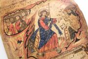 Barberini Exultet Roll, Vatican City, Biblioteca Apostolica Vaticana, Barb. lat. 592 − Photo 9