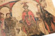 Barberini Exultet Roll, Vatican City, Biblioteca Apostolica Vaticana, Barb. lat. 592 − Photo 10