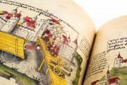 Tschachtlan's Illustrated Chronicle, Zürich, Zentralbibliothek Zürich, Ms. A 120 − Photo 6