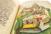 Tschachtlan's Illustrated Chronicle, Zürich, Zentralbibliothek Zürich, Ms. A 120 − Photo 11