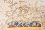 Geocarta Nautica Universale (1523) by Amerigo Vespucci, Turin, Biblioteca Reale di Torino − Photo 2