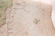 Geocarta Nautica Universale (1523) by Amerigo Vespucci, Turin, Biblioteca Reale di Torino − Photo 5
