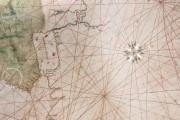 Geocarta Nautica Universale (1523) by Amerigo Vespucci, Turin, Biblioteca Reale di Torino − Photo 7