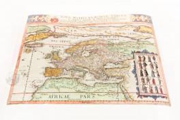 Nova Totius Europae Tabula Facsimile Edition