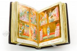 Oxford Menologion Facsimile Edition