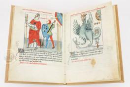 Vaticinia Pontificum, sive Prophetiae Abbatis Joachini Facsimile Edition