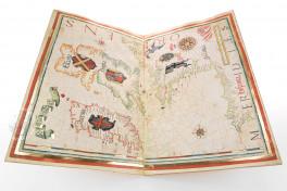 Diego Homen's Atlas Facsimile Edition