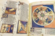 Breviari d'Amor de Matfre Ermengaud, St. Petersburg, National Library of Russia, Ms. Prov. F. V. XIV.1 − Photo 4
