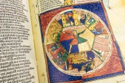 Breviari d'Amor de Matfre Ermengaud, St. Petersburg, National Library of Russia, Ms. Prov. F. V. XIV.1 − Photo 8
