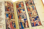 Breviari d'Amor de Matfre Ermengaud, St. Petersburg, National Library of Russia, Ms. Prov. F. V. XIV.1 − Photo 33