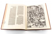 Apocalypse with Pictures by Albrecht Dürer, Incunable nº 1 - Biblioteca Nacional de España (Madrid, Spain) − photo 9