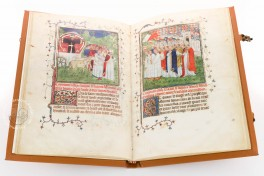 Legende de Saint Voult de Lucques Facsimile Edition