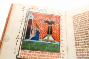Legende de Saint Voult de Lucques, Vatican City, Biblioteca Apostolica Vaticana, Pal. lat. 1988 − Photo 3