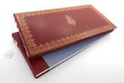 Golden Bible - Biblia Pauperum, Kings MS 5 - British Library (London, United Kingdom) − photo 2