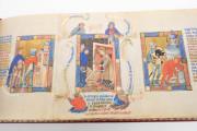 Golden Bible - Biblia Pauperum, Kings MS 5 - British Library (London, United Kingdom) − photo 3