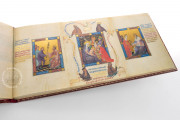 Golden Bible - Biblia Pauperum, Kings MS 5 - British Library (London, United Kingdom) − photo 4