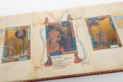 Golden Bible - Biblia Pauperum, Kings MS 5 - British Library (London, United Kingdom) − photo 5