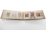Golden Bible - Biblia Pauperum, Kings MS 5 - British Library (London, United Kingdom) − photo 6