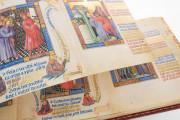 Golden Bible - Biblia Pauperum, Kings MS 5 - British Library (London, United Kingdom) − photo 7