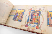 Golden Bible - Biblia Pauperum, Kings MS 5 - British Library (London, United Kingdom) − photo 8