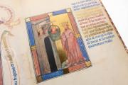 Golden Bible - Biblia Pauperum, Kings MS 5 - British Library (London, United Kingdom) − photo 10