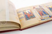 Golden Bible - Biblia Pauperum, Kings MS 5 - British Library (London, United Kingdom) − photo 11