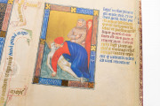 Golden Bible - Biblia Pauperum, Kings MS 5 - British Library (London, United Kingdom) − photo 12