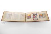 Golden Bible - Biblia Pauperum, Kings MS 5 - British Library (London, United Kingdom) − photo 13