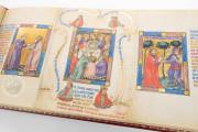 Golden Bible - Biblia Pauperum, Kings MS 5 - British Library (London, United Kingdom) − photo 14