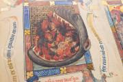 Golden Bible - Biblia Pauperum, Kings MS 5 - British Library (London, United Kingdom) − photo 15