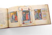 Golden Bible - Biblia Pauperum, Kings MS 5 - British Library (London, United Kingdom) − photo 16
