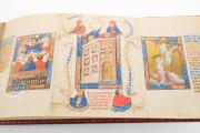 Golden Bible - Biblia Pauperum, Kings MS 5 - British Library (London, United Kingdom) − photo 18