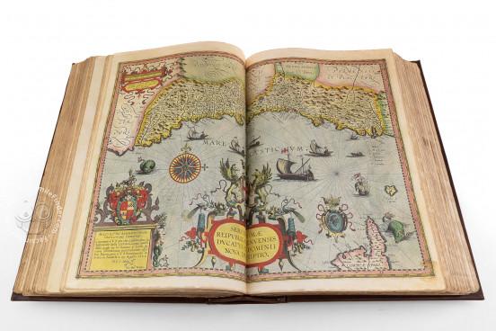 Mercator Atlas, Salamanca, Biblioteca de la Universidad de Salamanca, BG/52041 − Photo 1