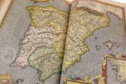 Mercator Atlas, Salamanca, Biblioteca de la Universidad de Salamanca, BG/52041 − Photo 9