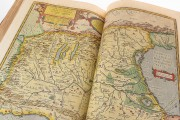 Mercator Atlas, Salamanca, Biblioteca de la Universidad de Salamanca, BG/52041 − Photo 12