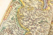 Mercator Atlas, Salamanca, Biblioteca de la Universidad de Salamanca, BG/52041 − Photo 17