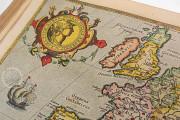 Mercator Atlas, Salamanca, Biblioteca de la Universidad de Salamanca, BG/52041 − Photo 18