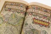 Mercator Atlas, Salamanca, Biblioteca de la Universidad de Salamanca, BG/52041 − Photo 20