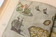 Mercator Atlas, Salamanca, Biblioteca de la Universidad de Salamanca, BG/52041 − Photo 21