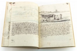 How to make the Tiber Navigable from Perugia to Rome Facsimile Edition