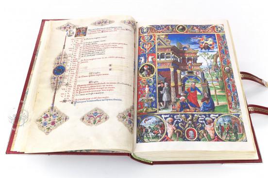 Breviary of Ercole d'Este, ms. Lat. CCCXXIV = Ms. V.G.11 - Biblioteca Estense Universitaria (Modena, Italy) − photo 1